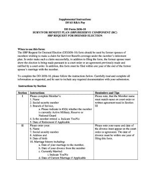 Dd Form 2656 10 Printable Form Templates To Submit