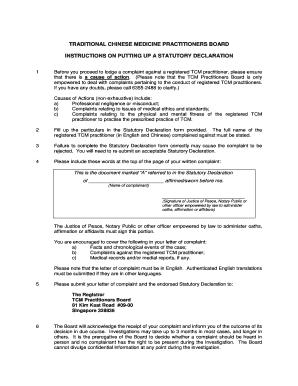 Statutory declaration-applicant-partner visa 820.