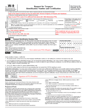 free w-9 form Templates - Fillable & Printable Samples for PDF ...