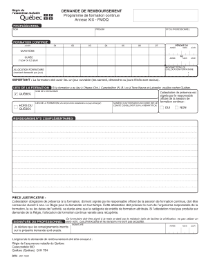 formulaire de demande de remboursement free