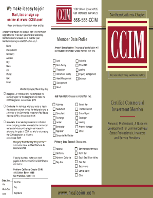 NCalCCIM Membership Brochure2 - CCIM Northern California bb