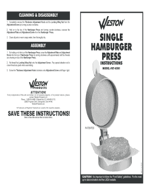 Hamburger single login