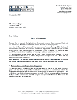 Complete editable letter from chartered accountant for visa form letter from chartered accountant for visa altavistaventures Image collections