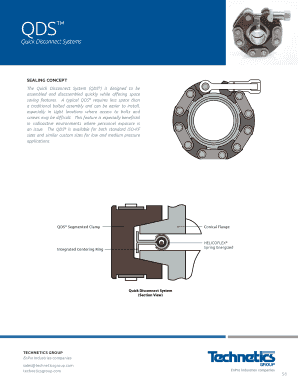 QDS Clamps PDF - Technetics Group