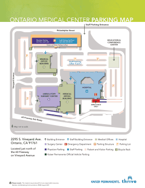 Fillable Online Ontario Medical Center Parking Map Fax Email Print on mayo clinic campus map, stanford university campus map, the hartford campus map, oracle campus map, ebay campus map, kaiser vacaville campus map, kaiser walnut creek campus map, principal financial campus map, memorial health campus map, yale university campus map, kaiser san jose campus map, t-mobile campus map, kaiser redwood city campus map, state farm campus map, walmart campus map, kaiser vallejo campus map, kaiser santa clara campus map, allstate campus map, hp campus map, memorial medical center campus map,