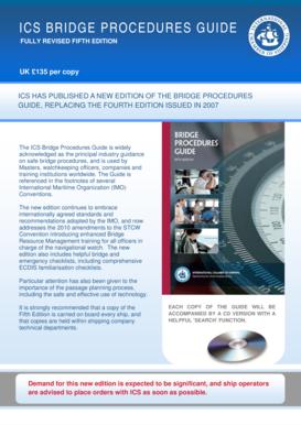 Ics Bridge Procedures Guide 4th Edition Pdf