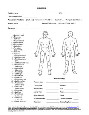 image relating to Printable Skin Assessment Form called byod possibility essment - Fill Out On line, Down load Printable