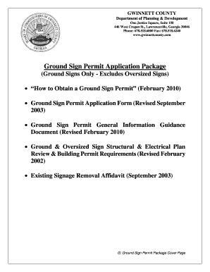 Editable grounding affidavit example - Fill Out & Print